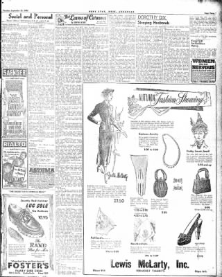 Hope Star from Hope, Arkansas on September 28, 1948 · Page 3