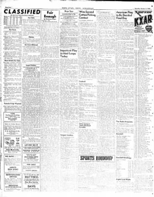 Hope Star from Hope, Arkansas on October 2, 1948 · Page 4