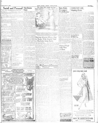 Hope Star from Hope, Arkansas on October 6, 1948 · Page 3