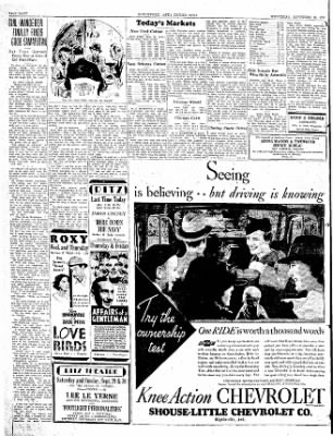 The Courier News from Blytheville, Arkansas on September 26, 1934 · Page 8