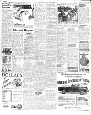 Hope Star from Hope, Arkansas on October 13, 1948 · Page 2