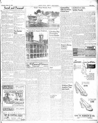 Hope Star from Hope, Arkansas on October 13, 1948 · Page 3