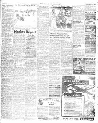 Hope Star from Hope, Arkansas on October 18, 1948 · Page 2