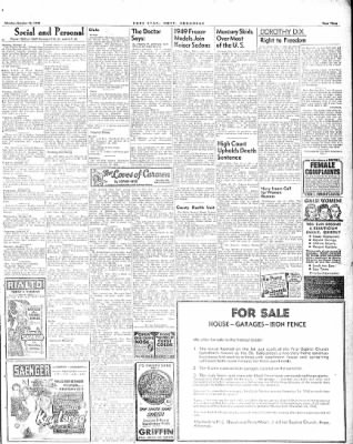 Hope Star from Hope, Arkansas on October 18, 1948 · Page 3