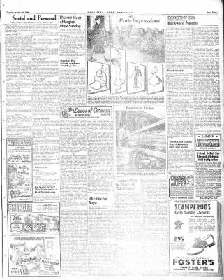 Hope Star from Hope, Arkansas on October 19, 1948 · Page 3