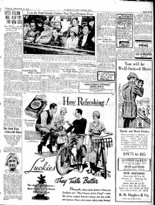 The Courier News from Blytheville, Arkansas on September 27, 1934 · Page 7