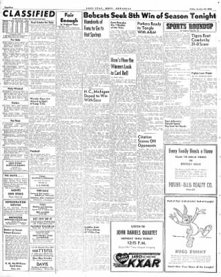 Hope Star from Hope, Arkansas on October 29, 1948 · Page 4