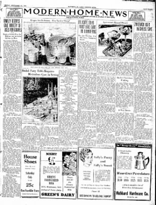 The Courier News from Blytheville, Arkansas on September 28, 1934 · Page 3