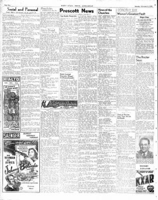 Hope Star from Hope, Arkansas on November 6, 1948 · Page 2
