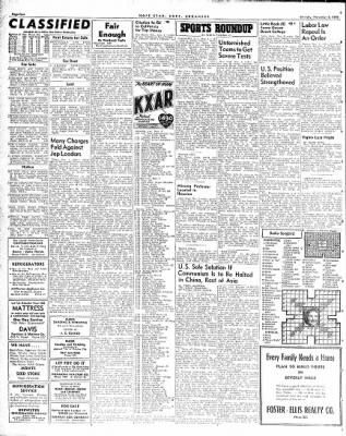 Hope Star from Hope, Arkansas on November 6, 1948 · Page 4