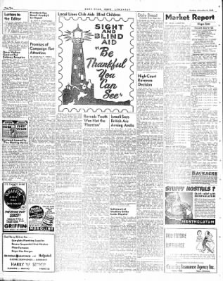 Hope Star from Hope, Arkansas on November 8, 1948 · Page 2