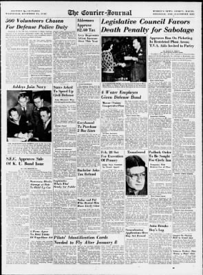 The Courier-Journal from Louisville, Kentucky on December 31, 1941 · Page 11