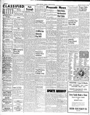 Hope Star from Hope, Arkansas on November 13, 1948 · Page 4