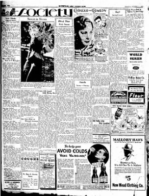The Courier News from Blytheville, Arkansas on October 1, 1934 · Page 2