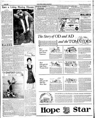 Hope Star from Hope, Arkansas on September 6, 1938 · Page 6