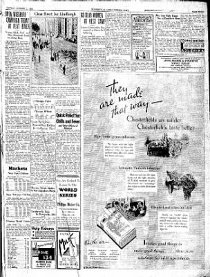 The Courier News from Blytheville, Arkansas on October 1, 1934 · Page 3