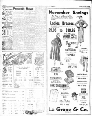 Hope Star from Hope, Arkansas on November 18, 1948 · Page 4