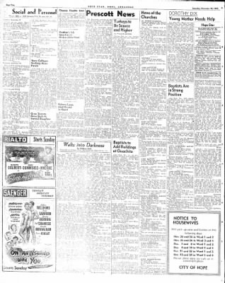 Hope Star from Hope, Arkansas on November 20, 1948 · Page 2