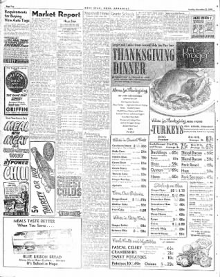 Hope Star from Hope, Arkansas on November 22, 1948 · Page 2