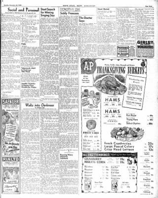 Hope Star from Hope, Arkansas on November 22, 1948 · Page 3