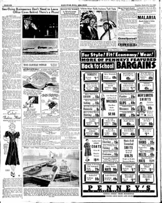 Hope Star from Hope, Arkansas on September 13, 1938 · Page 6