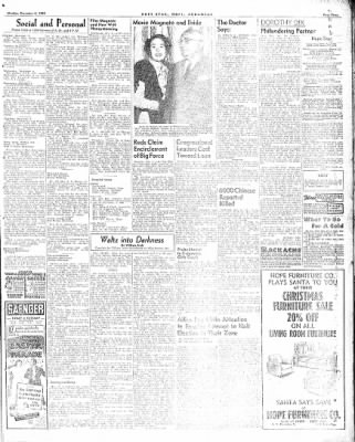 Hope Star from Hope, Arkansas on December 6, 1948 · Page 3