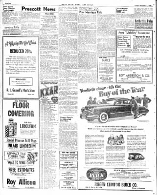 Hope Star from Hope, Arkansas on December 7, 1948 · Page 2
