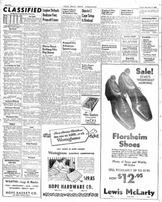Hope Star from Hope, Arkansas on December 7, 1948 · Page 4