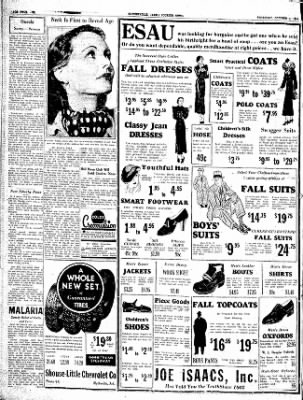 The Courier News from Blytheville, Arkansas on October 4, 1934 · Page 4