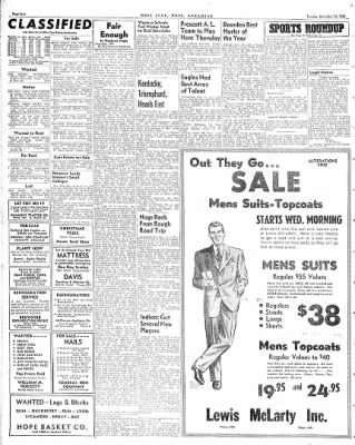 Hope Star from Hope, Arkansas on December 14, 1948 · Page 4