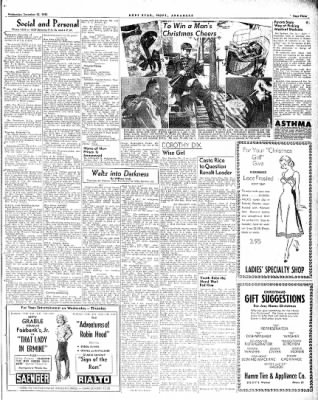Hope Star from Hope, Arkansas on December 15, 1948 · Page 3