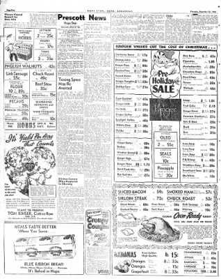 Hope Star from Hope, Arkansas on December 16, 1948 · Page 4