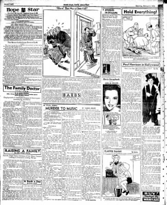 Hope Star from Hope, Arkansas on October 8, 1938 · Page 2