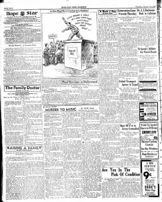 Hope Star from Hope, Arkansas on October 13, 1938 · Page 2