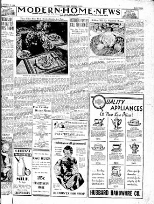 The Courier News from Blytheville, Arkansas on October 5, 1934 · Page 3