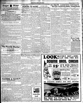 Hope Star from Hope, Arkansas on October 17, 1938 · Page 2
