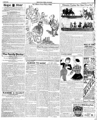 Hope Star from Hope, Arkansas on October 19, 1938 · Page 2