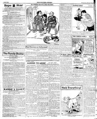 Hope Star from Hope, Arkansas on October 26, 1938 · Page 2