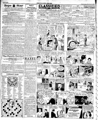 Hope Star from Hope, Arkansas on November 9, 1938 · Page 2