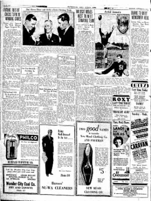 The Courier News from Blytheville, Arkansas on October 8, 1934 · Page 6
