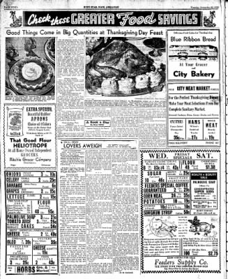 Hope Star from Hope, Arkansas on November 22, 1938 · Page 4