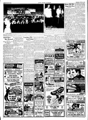 Alton Evening Telegraph from Alton, Illinois on May 27, 1952 · Page 32