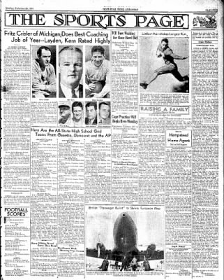 Hope Star from Hope, Arkansas on November 28, 1938 · Page 5