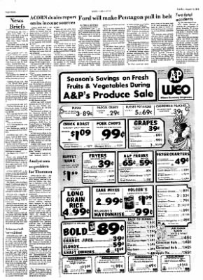 Hope Star from Hope, Arkansas on August 12, 1974 · Page 8