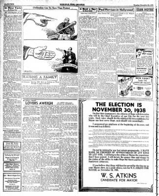 Hope Star from Hope, Arkansas on November 29, 1938 · Page 4