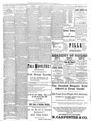 Sterling Daily Gazette from Sterling, Illinois on September 4, 1889 · Page 2