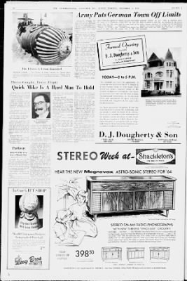 The Courier-Journal from Louisville, Kentucky on November 3, 1963
