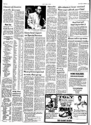 Hope Star from Hope, Arkansas on August 14, 1974 · Page 2