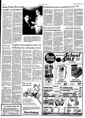 Hope Star from Hope, Arkansas on August 14, 1974 · Page 6
