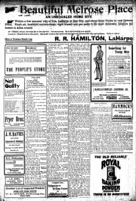 Iola Daily Register And Evening News from Iola, Kansas on June 25, 1903 · Page 5